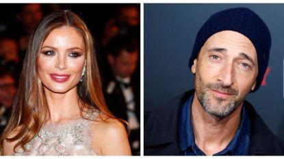 Ex-vrouw Harvey Weinstein dolverliefd op acteur Adrien Brody