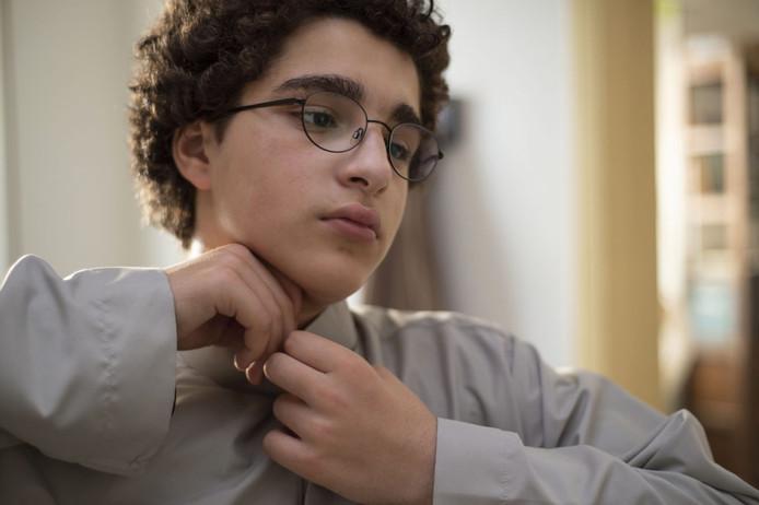 Idir Ben Addi, le jeune acteur du nouveau film des frères Dardenne.
