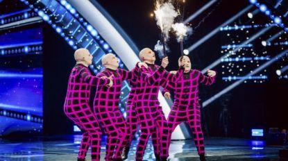 Baba Yega is verrassingsact in 'Belgium's Got Talent' én brengt eerste album uit