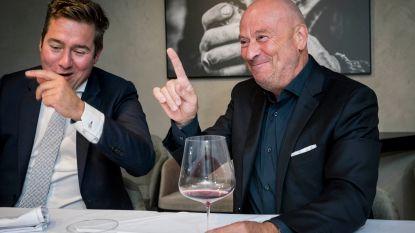 """Vincent Mannaert en Luciano D'Onofrio, twee generaties uit hetzelfde hout gesneden: """"Voetbal is ons leven. Tot ter dood"""""""