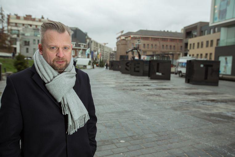 Ccentrummanager van Hasselt Christiaan Kastrop houdt het voor bekeken