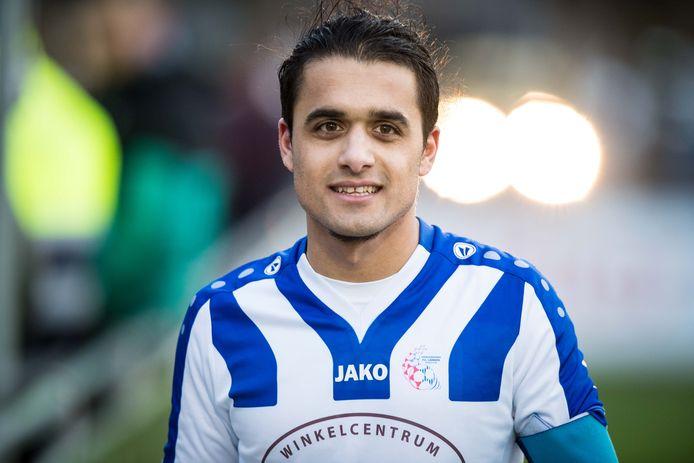 Aanvoerder Milad Intezar keert na twee weken weer terug bij FC Lienden.