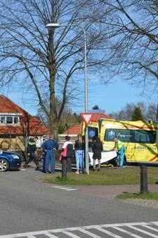 Fietsster gewond bij aanrijding in Bergentheim