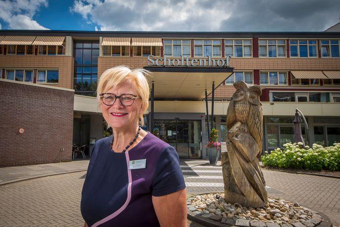 Wiesje Heeringa nam gisteren afscheid als directeur van de Zorgfederatie Oldenzaal. 'Als noorderling voelde ik me prima thuis in Twente.'