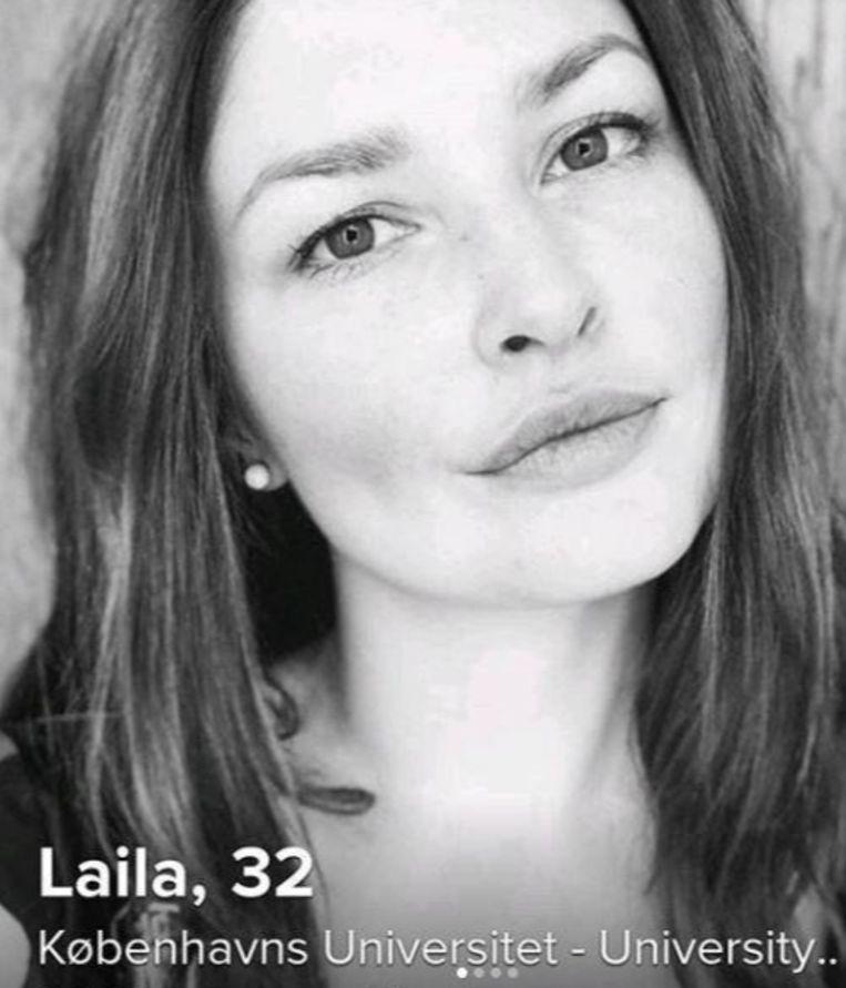 Laila Friis Salling.