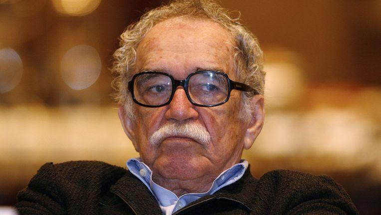 Gabriel Garcia Márquez.