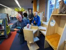Nieuwe jeugdhoek voor bibliotheek in Cultuurspoor Best