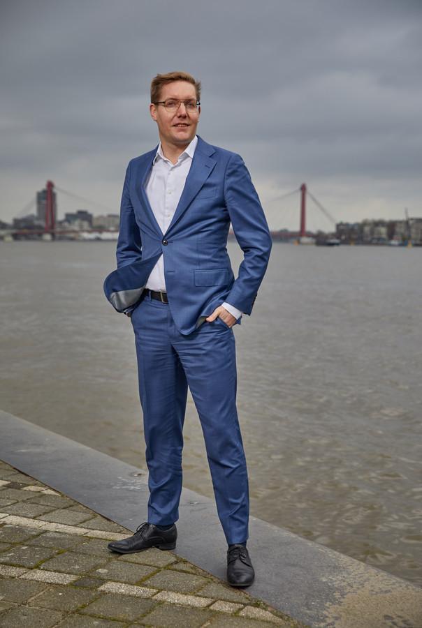 Een volledig groene haven in 2050? Het kan, denkt wethouder Arno Bonte.