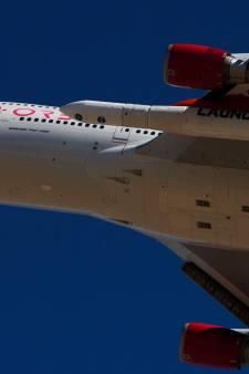 Virgin Orbit stuurt raket vanaf een vliegende Boeing de ruimte in