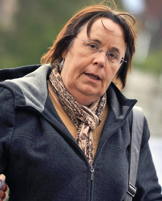 Martine De Kegel, de moeder van Els Clottemans.