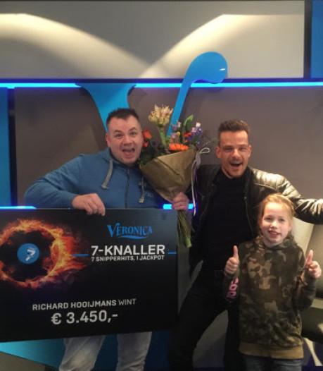 Muziekliefhebber Richard uit Leidschendam wint 3.450 euro