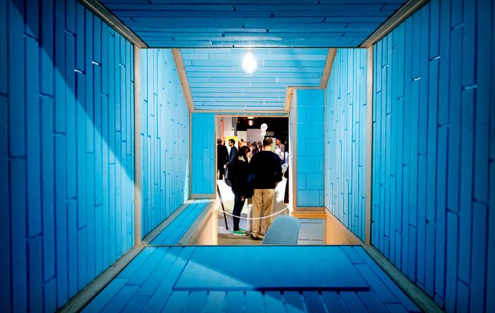 Cultuur in Eindhoven tijdens de Dutch Design Week.