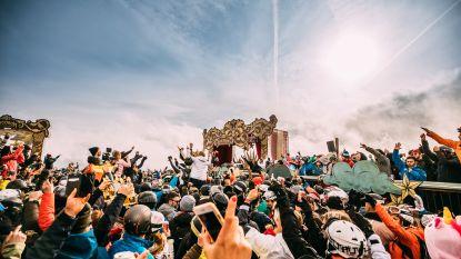 Tomorrowland Winter van start op Alpe d'Huez: strafste après-skifeest ooit