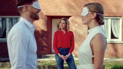 Dina Tersago zoekt kandidaten voor een nieuw seizoen van 'Blind Gekocht'