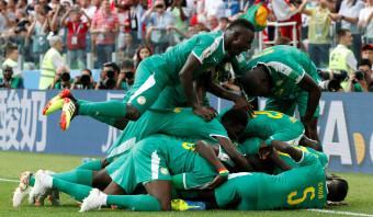 Senegal redt tegen armoedig Polen de eer van Afrika