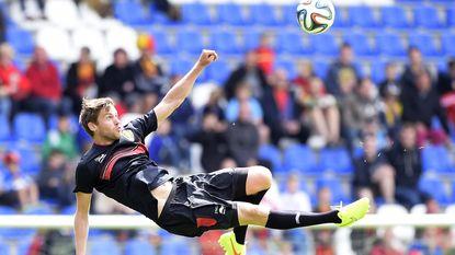 Lombaerts past voor oefeninterland tegen Zweden, Courtois bij selectie
