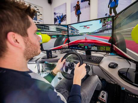 Lelystedeling Van Buren is Worlds Fastest Gamer