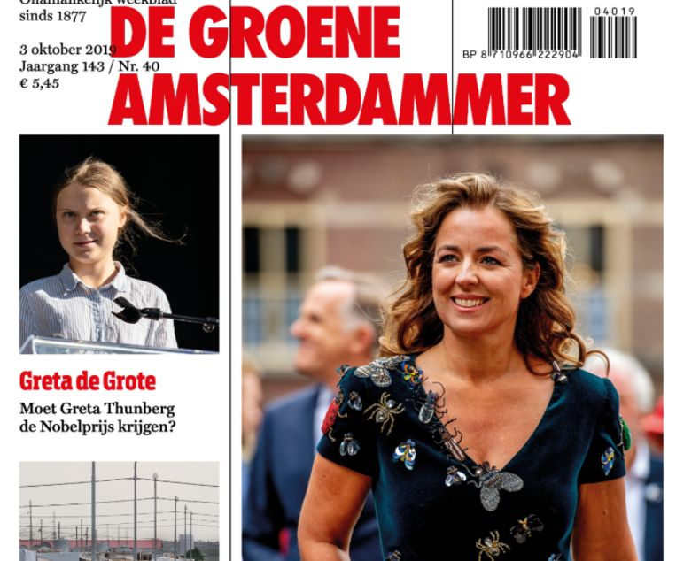 De Groene Amsterdammer: extra oplage. Beeld