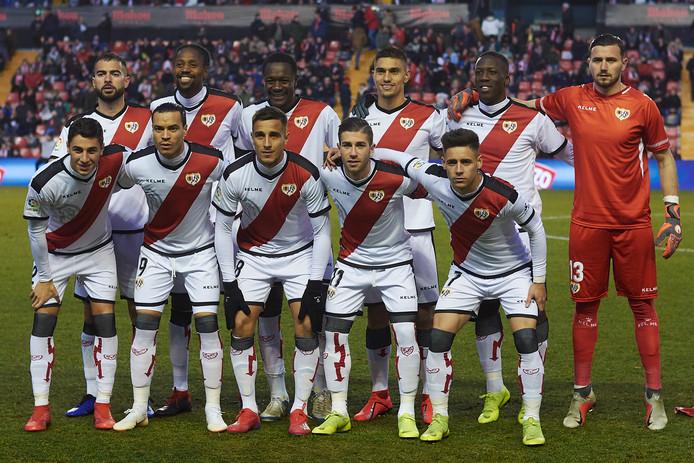 De teamfoto van Real Sociedad.