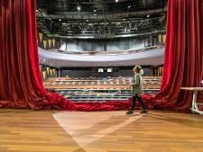 Rest van jaar nodig voor herstel theater Castellum