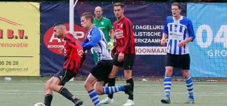 Herkansingsfinale Braakhuizen tegen SVSSS op De Leemkuilen in Best