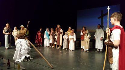 Teater 2000 speelt Het evangelie volgens Marcus