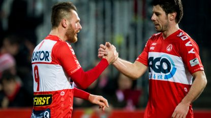 VIDEO: Chevalier houdt Kortrijk op koers voor play-off 1