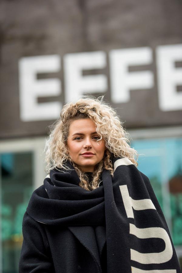 Veerle Bazelmans staat komend weekend in een uitverkochte Effenaar.