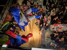 Deze superhelden bezorgden patiëntjes in Sophia een onvergetelijke dag