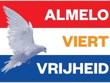 Actie Heel Almelo Vlagt moet viering 75 jaar bevrijding toch nog zichtbaar maken
