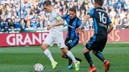"""Trossard: """"Als onze daden straks groter zijn dan de woorden van Club Brugge, ben ik content"""""""