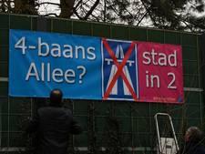 Nieuw protest tegen wegverbreding Wageningen