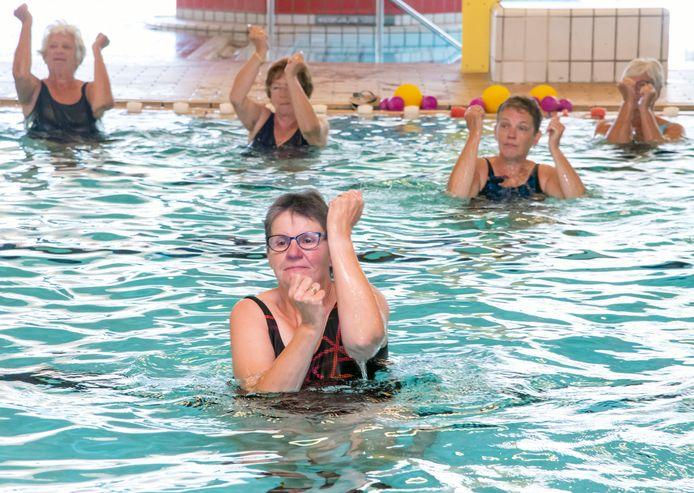 Zwmbad Calluna is weer open voor aquavaria en andere activiteiten.