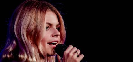 Davina Michelle brengt ode aan Lady Gaga op Musical Awards Gala