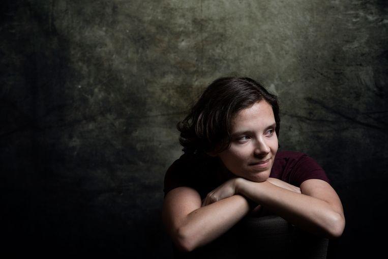 Portret van een Amerikaan bij wie het geslacht bij de geboorte niet duidelijk was. Beeld The Washington Post/Getty Images