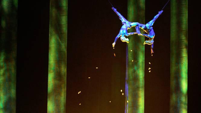 Boete voor Cirque du Soleil na doodsmak acrobate