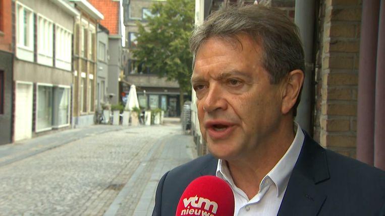 AA Gent-manager Michel Louwagie.