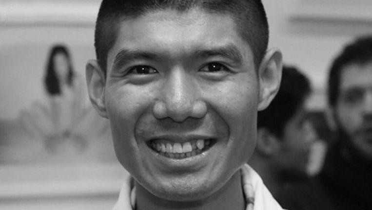 Ren Hang in 2014. Beeld -