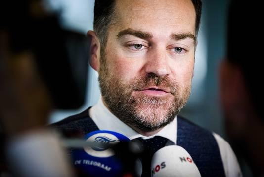 Klaas Dijkhoff (VVD).
