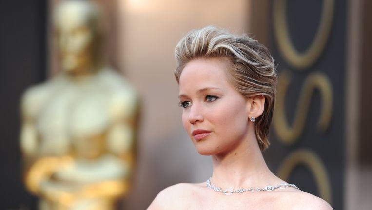 Jennifer Lawrence. Beeld afp