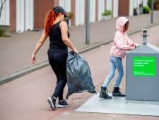 Nieuwe methode: Plastic en drinkpakken achteraf uit afval gevist