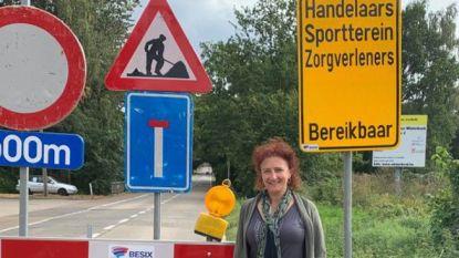 Nieuwe verkeersborden voor zorgverleners in Molenstede