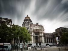 Le Palais de Justice libéré de ses échafaudages en 2028