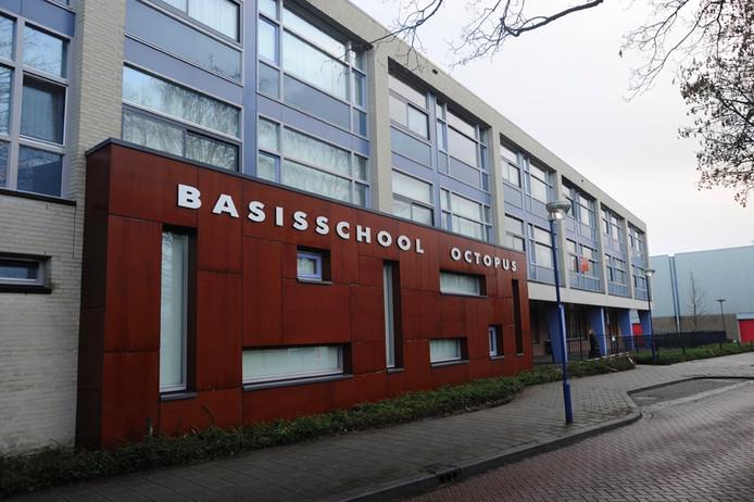 Basisschool Octopus in Boekel is een van de twee basisscholen die al aan de Parkweg zitten.