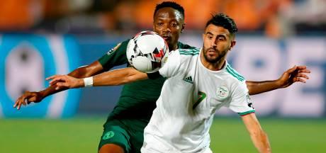 Mahrez schiet Algerije naar finale met vrije trap in extremis
