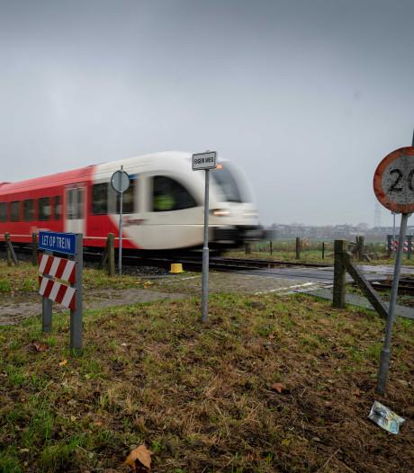 ProRail praat met Overbetuwse grondeigenaren over afsluiten onbewaakte spoorwegovergangen
