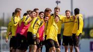 Marc Bartra hervat de groepstraining bij Dortmund