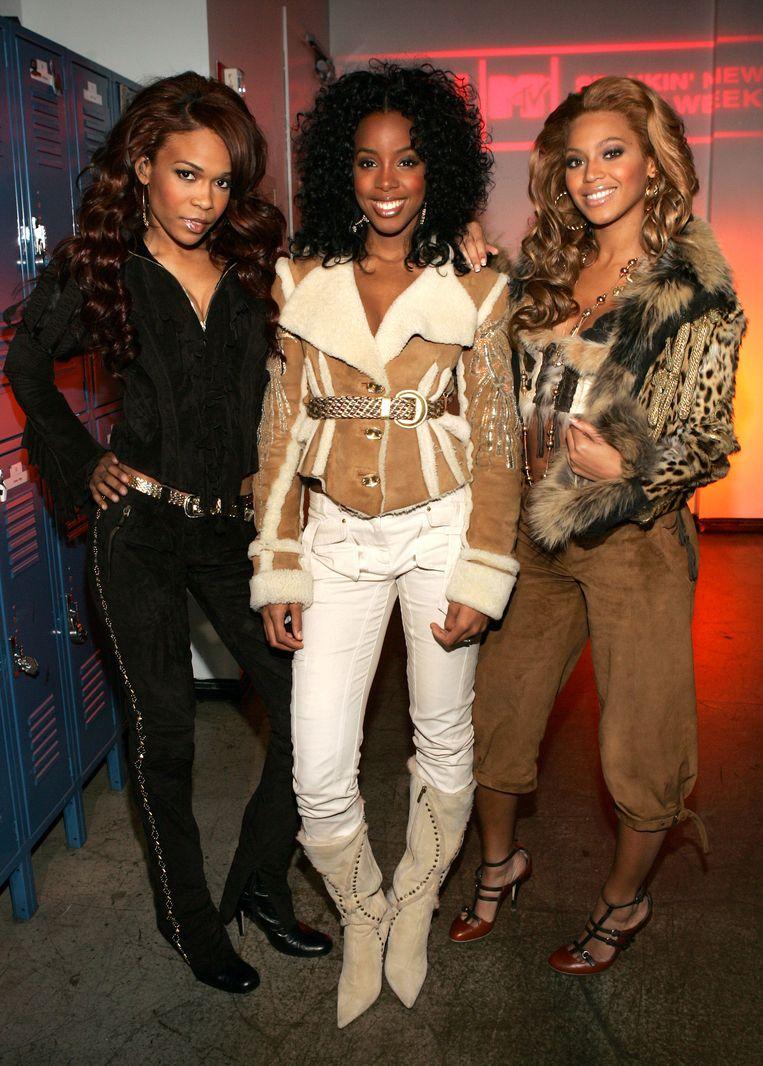 Destiny's Child. Beeld Getty Images