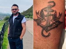 Ook drenkeling-zoekers uit Urk speuren vergeefs op de Waal naar vermiste matroos