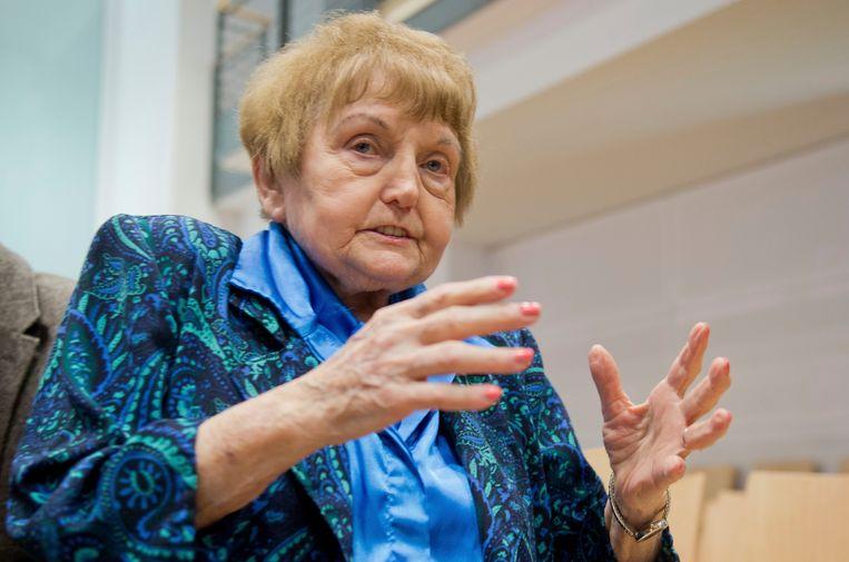 Eva Kor Beeld AP